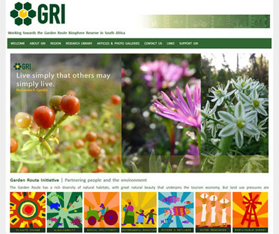 GRI - environmental initiative in the Garden Route