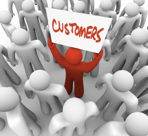 How can I get more customers for my business?